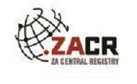 ZACR logo