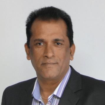 Prakash Bheekhoo headshot